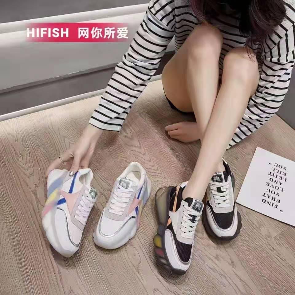 花样年华——喜渔休闲潮鞋2021年春夏季主题趋势
